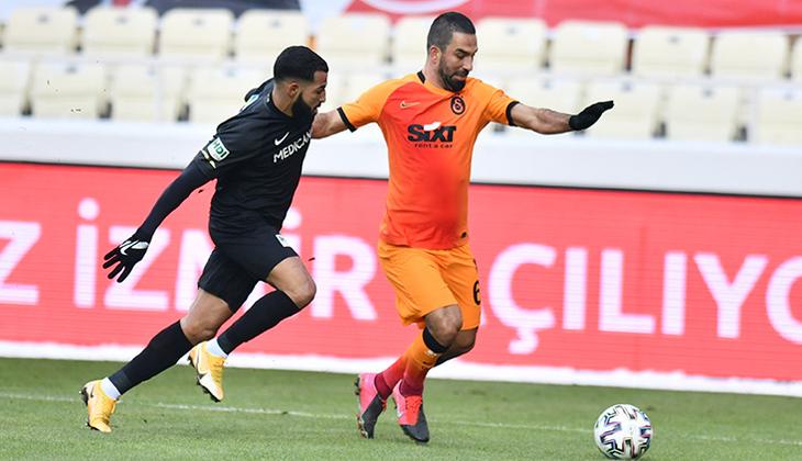 Yeni Malatyaspor-Galatasaray maçına damga vuran an! Arda Turan çılgına döndü