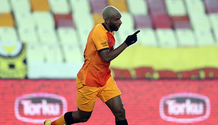 Galatasaray'da Ryan Babel'den Yeni Malatyaspor maçı sonrası itiraf! 'Şanslıyım'