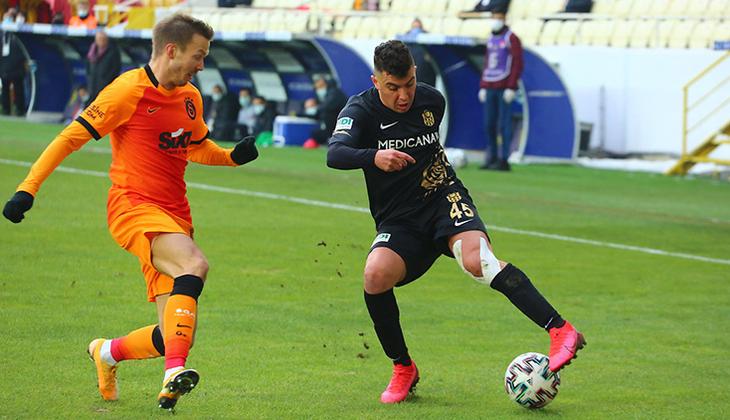 Galatasaray'ın sağ beki Martin Linnes, Yeni Malatyaspor'u 1-0 mağlup ettikleri maçın ardından konuştu.