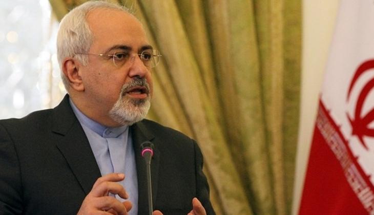 """İran Dışişleri Bakanı Zarif: """"Azerbaycan'ın topraklarını geri almasından mutluyuz"""""""