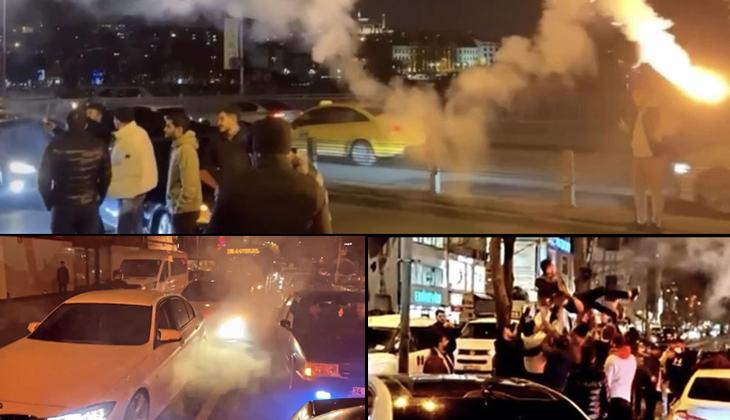 İstanbul'da 'pes' dedirten görüntüler! Yakalandılar