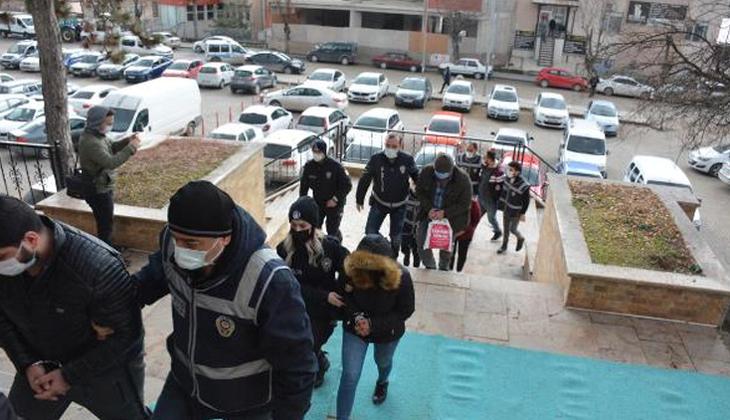 Bilecik'te fuhuş operasyonu! 8 tutuklama