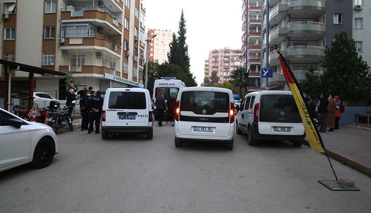 Adana'da silahlı saldırıya uğrayan kişi yaralandı