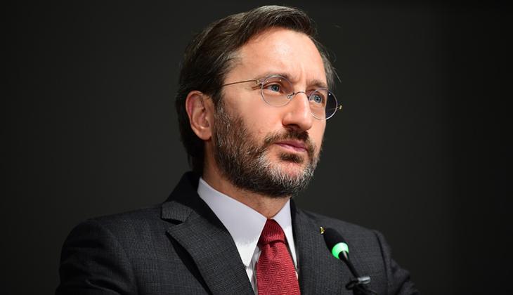 İletişim Başkanı Altun'dan Boğaziçi Üniversitesi açıklaması