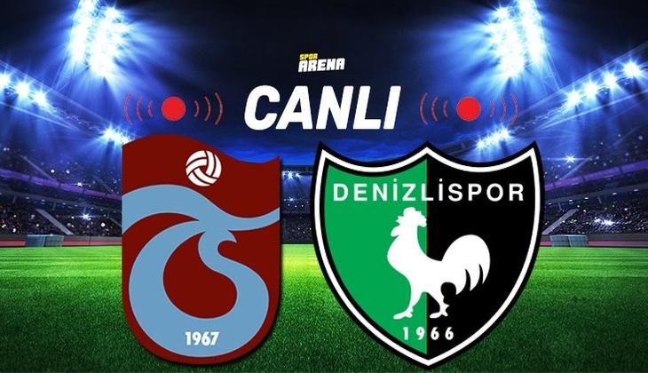 Canlı Anlatım İzle   Trabzonspor Denizlispor maçı
