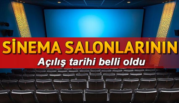 Sinemalar ne zaman açılacak? Sinema salonlarının açılış tarihi için İçişleri Bakanlığı genelgesi