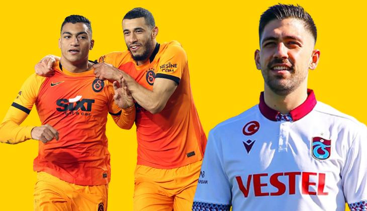 Trabzonspor'da Anastasios Bakasetas'tan Mostafa Mohamed'e nazire! Dikkat çeken detay...