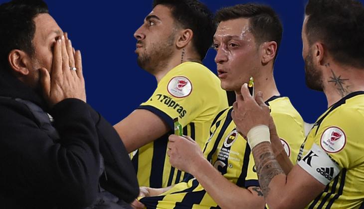 Fenerbahçe - Başakşehir maçının ardından Erol Bulut'a tepki: 'Hayatımda görmedim'