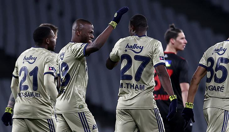 Karagümrük 1-2 Fenerbahçe (Maçın özeti ve golleri)