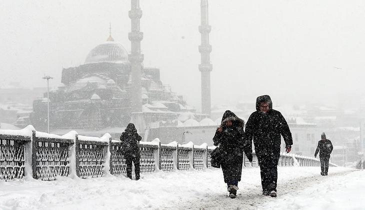 Kar yağışı ne zaman bitecek? Meteoroloji'den gelen son tahminler