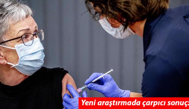 Yeni araştırma ortaya çıkardı: BioNTech aşısı, tüm yaş gruplarında yüzde 94 etkili!