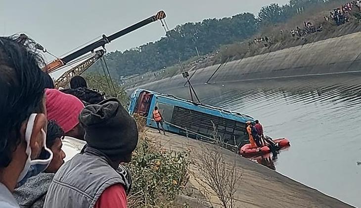 Hindistan'da katliam gibi kaza!