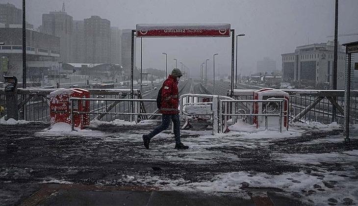 Meteoroloji'den kar yağışı sonrası yeni uyarı geldi: Perşembeden itibaren dikkat!