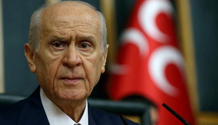 Son dakika: Bahçeli'den Kılıçdaroğlu'na tepki