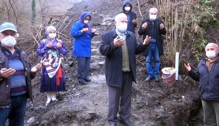 400 yıllık su değirmenleri dualarla açıldı