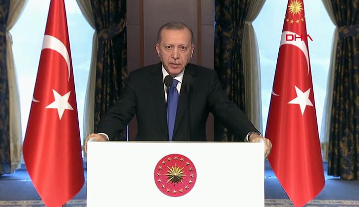 Cumhurbaşkanı Erdoğan: Oynanan oyunları yakından takip ediyoruz