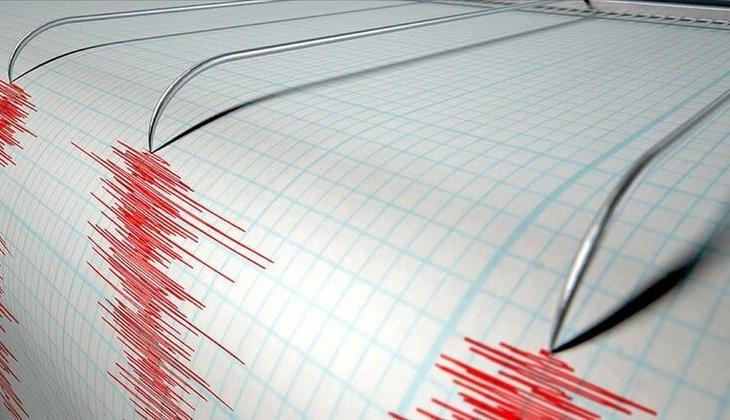 Son dakika: Marmaris açıklarında korkutan deprem!