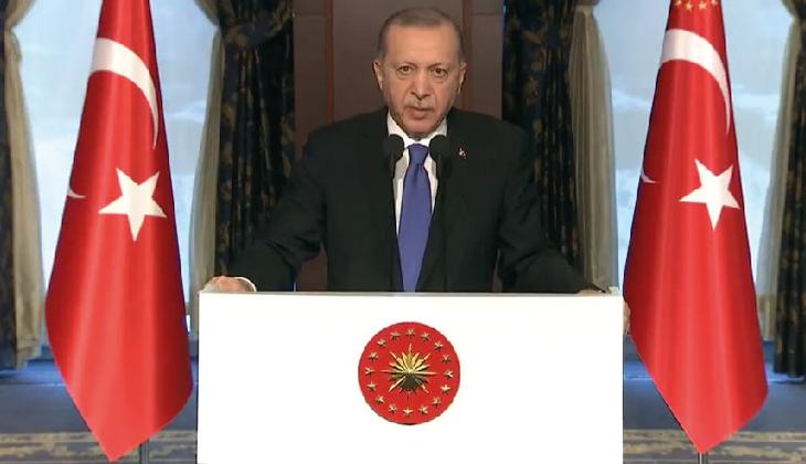 Cumhurbaşkanı Erdoğan'dan ABD'ye PKK tepkisi: 'Arzu ettiğimiz desteği ve dayanışmayı göremedik'