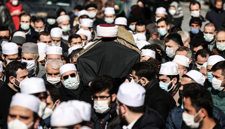 Muhammed Emin Saraç son yolculuğuna uğurlanıyor