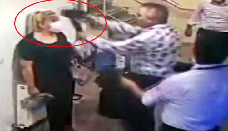 Dehşet anları! Müdürün başına silah dayadığı o kadın konuştu...