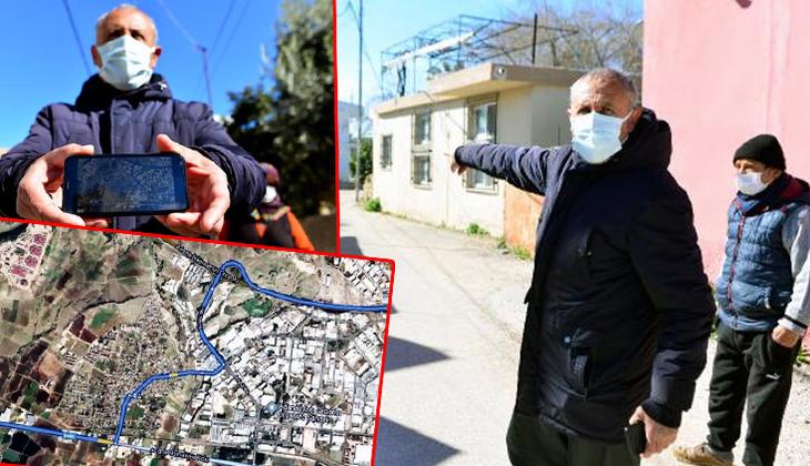 Adana'da vatandaşların 'navigasyon' tepkisi: Camiye bile gidemiyoruz