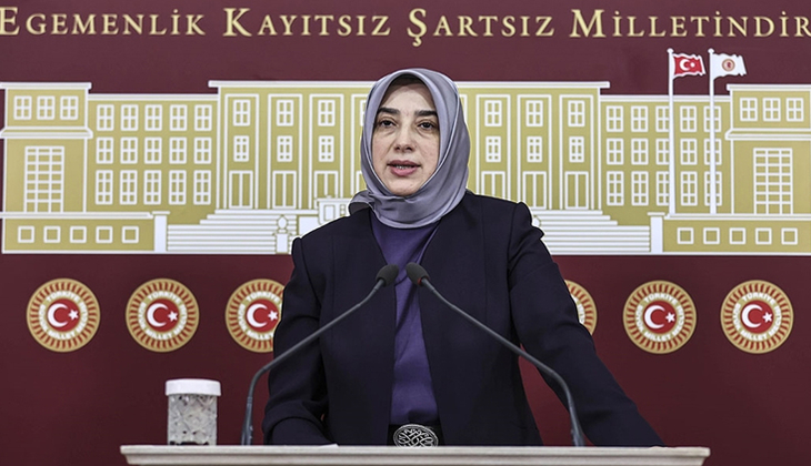 AK Partili Özlem Zengin'e sosyal medyadan hakarete soruşturma