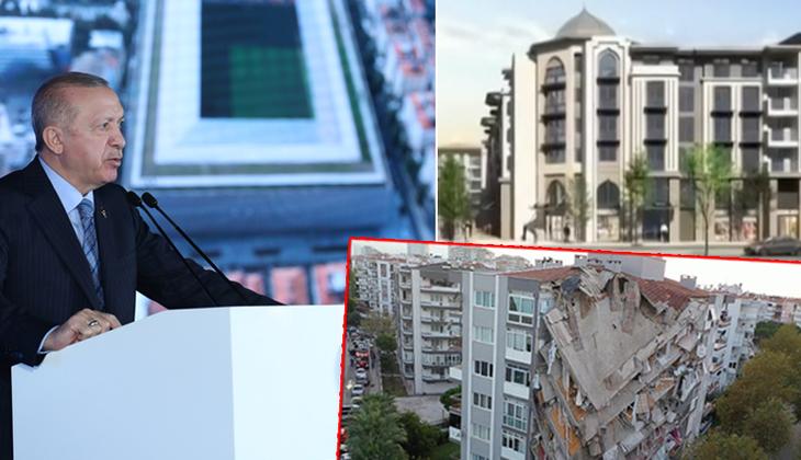Cumhurbaşkanı Erdoğan'dan çok önemli kentsel dönüşüm çağrısı