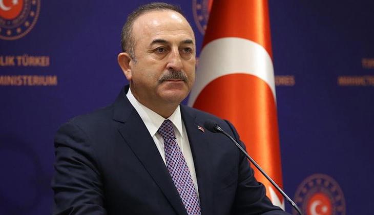 Dışişleri Bakanı Çavuşoğlu'ndan Türkmen gazı açıklaması!