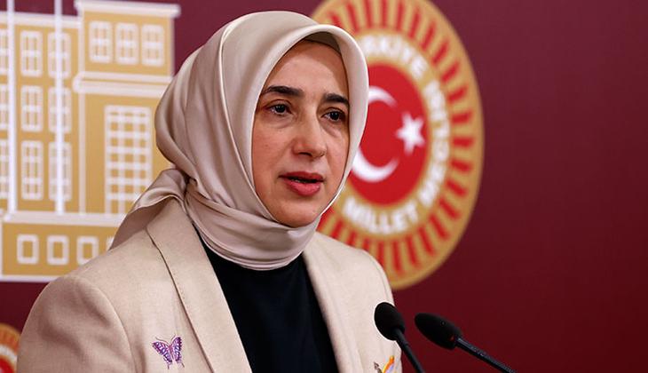 AK Parti Grup Başkanvekili Özlem Zengin: 'Bir terör örgütü tarafından hedef gösteriliyorum'