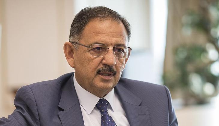 AK Parti'li Mehmet Özhaseki'den, 'beddua' açıklaması