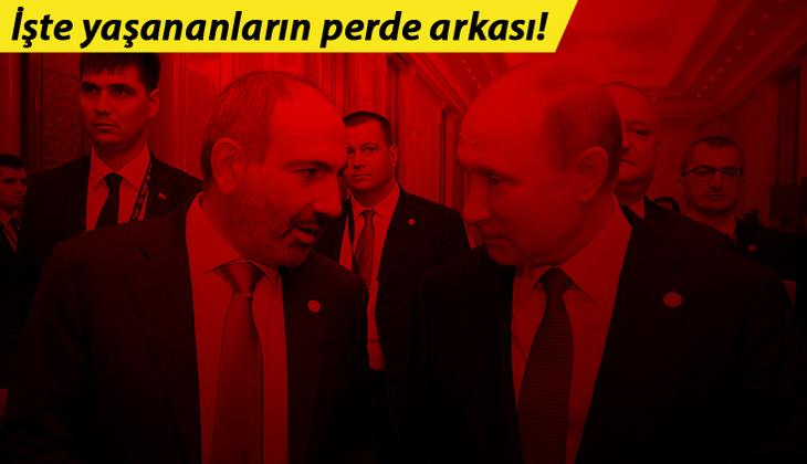 Ermenistan'da fitili o sözler ateşledi! Putin duyduğu anda küplere bindi