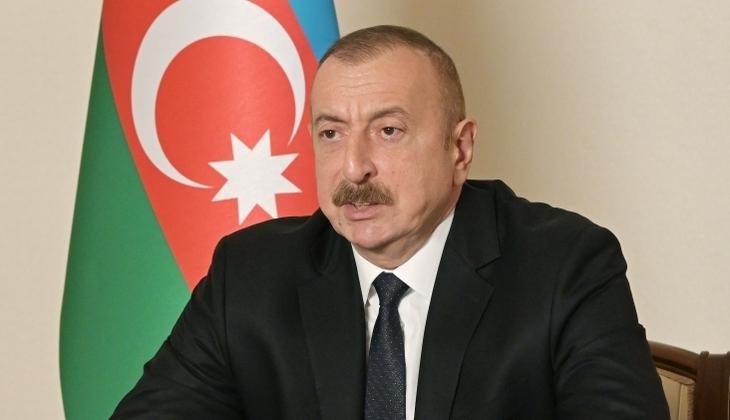 Son dakika: Aliyev'den Ermenistan için ilk açıklama geldi!