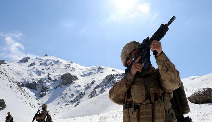 Teröristlerin korkulu rüyası: 'Şimşekler Taburu'