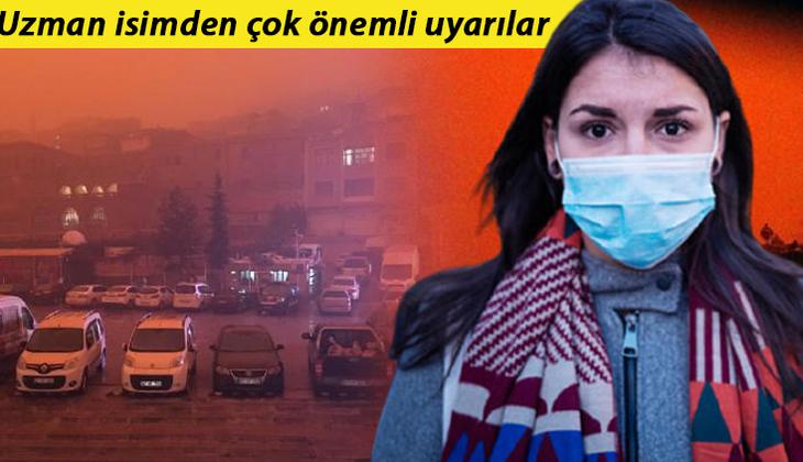 Bu kez Avrupa'dan geliyor! Prof. Dr. Şenyiğit'ten çok önemli uyarı: Kapı-pencereleri kapatın