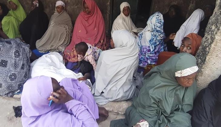 Son dakika: Nijerya'da yatılı okul saldırısında yüzlerce kız öğrenci kaçırıldı!