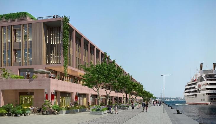 Galataport nerede? İşte Galataport'un tarihi ve İstanbul'daki konumu