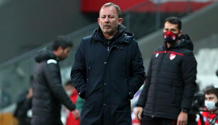Beşiktaş'ta Sergen Yalçın'ndan maç sonu itiraf! 'Final ayı olabilir'