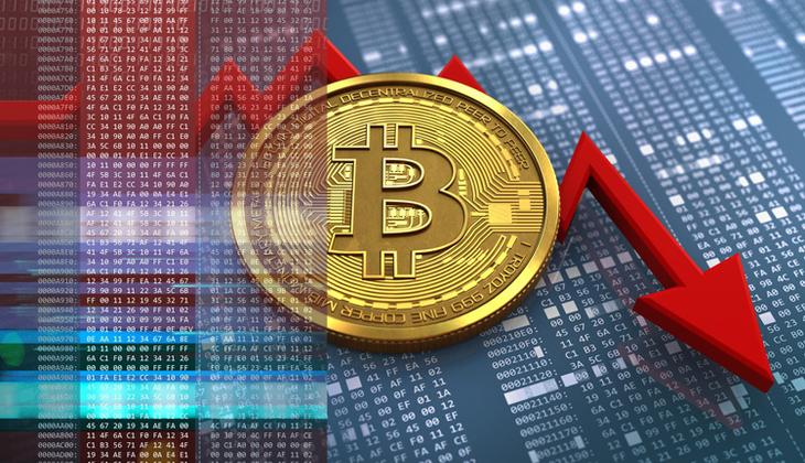 Rüzgar tersine döndü... Bitcoin 20 günün en düşük seviyesine geriledi