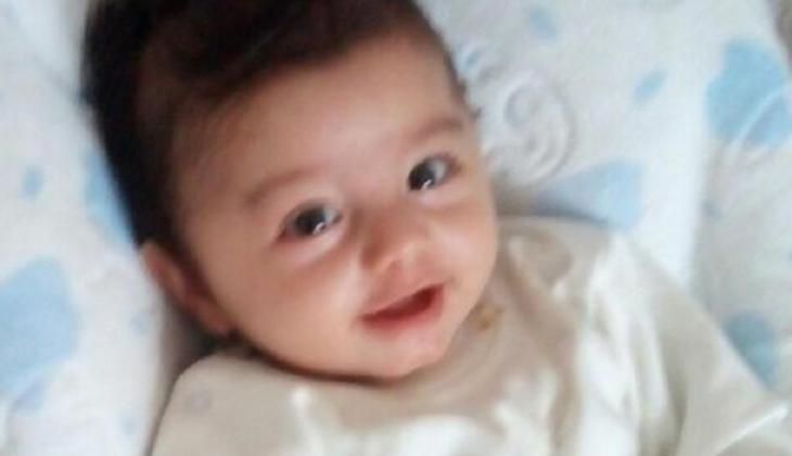 Pusetten düşen Eymen bebekten acı haber