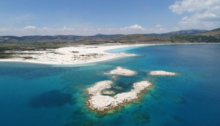 UNESCO'ya Salda Gölü için başvuru