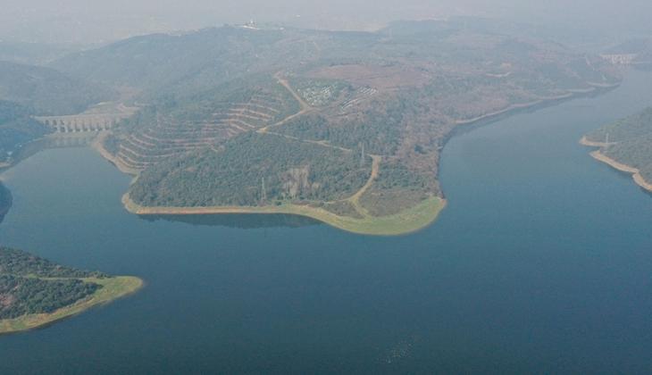 İstanbul baraj doluluk oranları açıklandı! İSKİ barajlardaki son durumu duyurdu