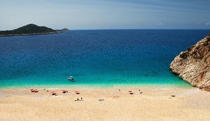 Türkiye'de mavi bayraklı plaj sayısı arttı!