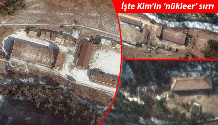 Görüntüleri ABD yayınladı: İşte Kuzey Kore'nin yeni nükleer tesisleri!
