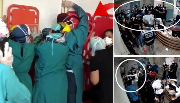 Türkiye günlerce sağlık çalışanlarına yapılan bu saldırıyı konuşmuştu! Cezası belli oldu...