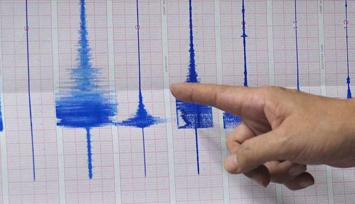 Son depremler: Yunanistan'da deprem oldu! AFAD ve Kandilli Rasathanesi son dakika açıklaması