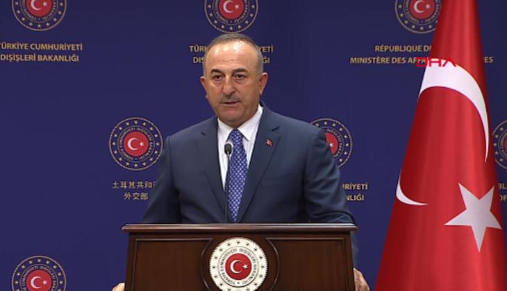 Doğu Akdeniz'de sürpriz gelişme... Çavuşoğlu: Mısır ile anlaşma imzalayabiliriz