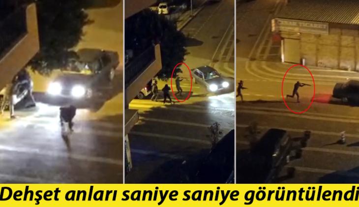 Manavgat'ta dehşete düşüren olay! Kovaladı, pompalı tüfekle ateş açtı: 'Sık, sık'