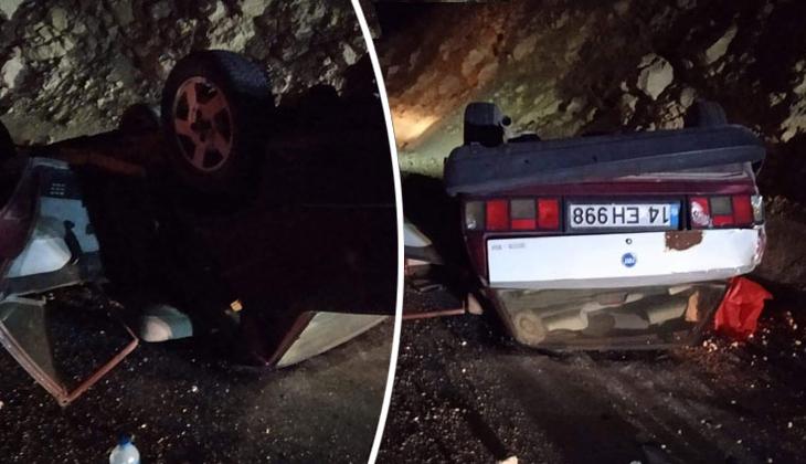 Feci kaza! Evli çifti ölüm ayırdı