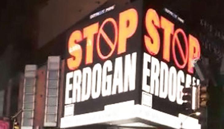 ABD'deki Türkler o ilanı kaldırttı... Şirkete e-posta ve telefon yağdı