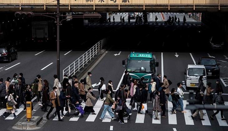Japonya'dan korkutan haber: Kovid-19'un 'daha bulaşıcı' türlerine ait 234 vaka saptandı